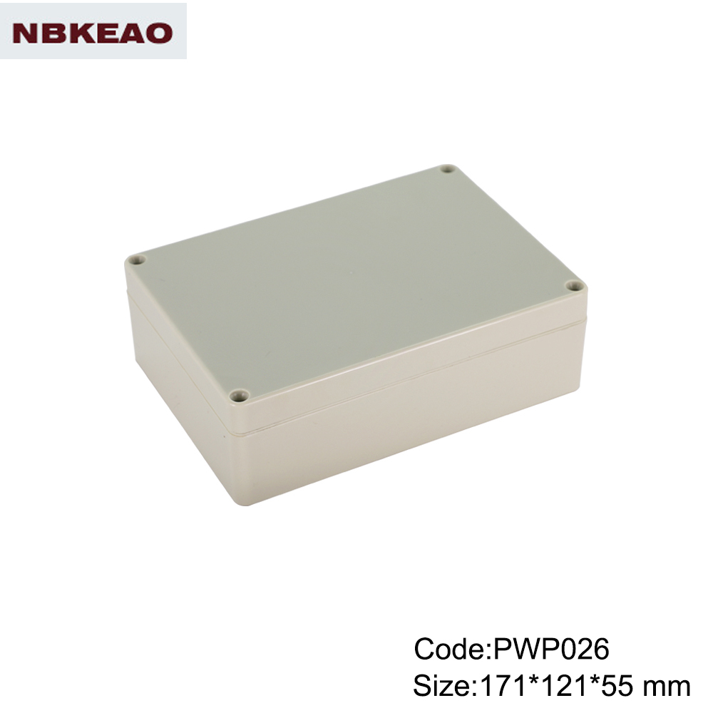 waterproof enclosure box for electronic electronic box enclosures PWP026 with size 171*121*55mm