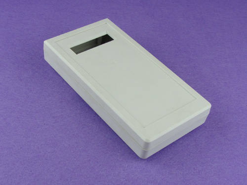 ABS Electronic Hinged Hand Held Plastic Enclosure Hand Held Plastic Enclosures PHH253   194*100*44mm