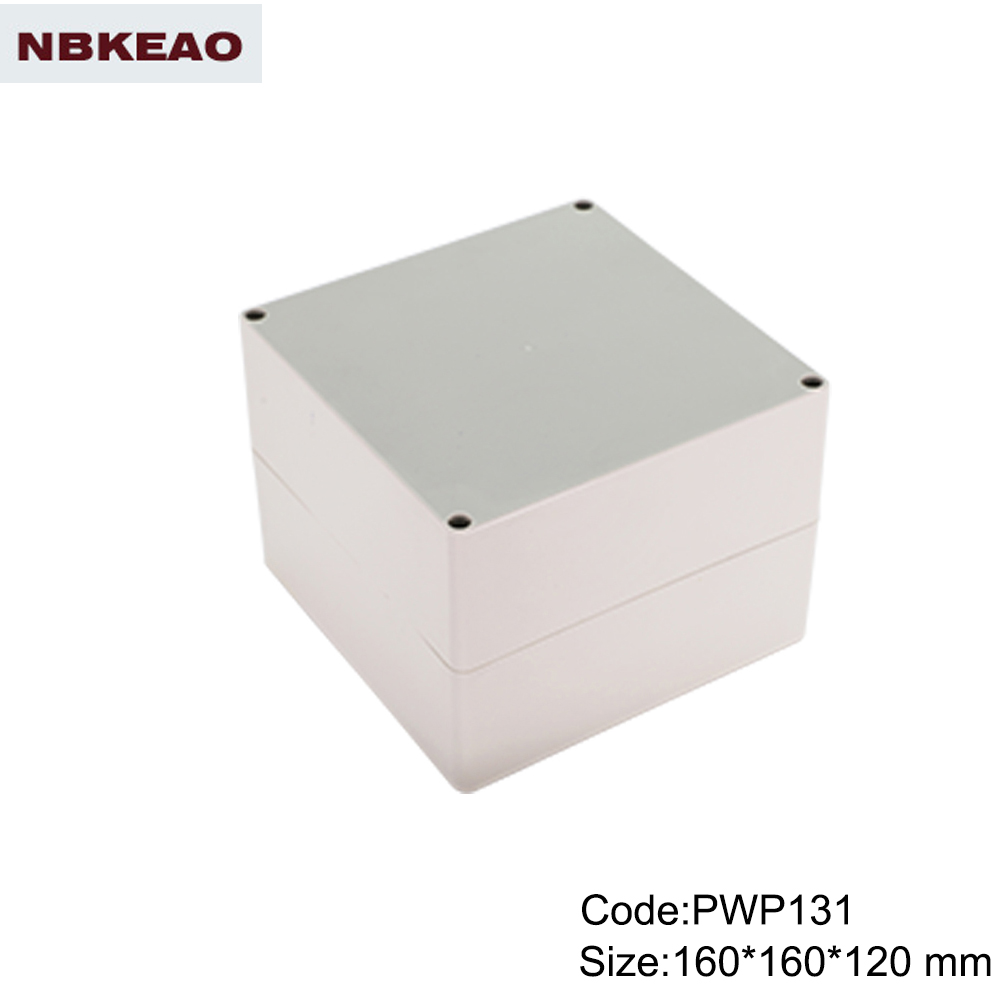 ip65 waterproof enclosure plastic outdoor telecom enclosure electrical junction box PWP131 wire box