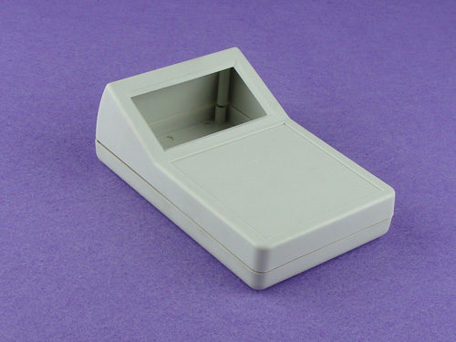 Plastic casing desk-top terminal box plastic desktop enclosure instrument enclosure PDT030 152*98*53