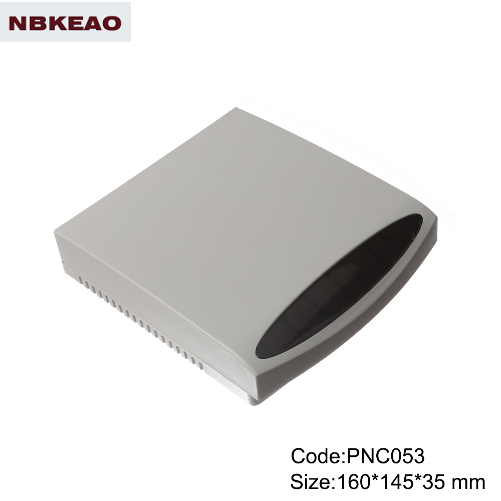 network switch enclosure Custom Network Enclosures abs enclosure box PNC053 with size 160*145*35mm