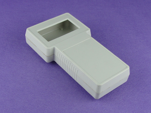China Best Supply Custom hand held plastic enclosure Hand-held Plastic Box PHH060 wtih  238*128*52mm
