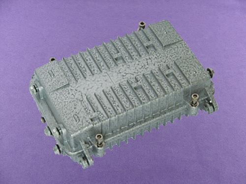 China outdoor amplifier enclosure aluminium enclorure electronic box ip67 aluminum enclosure AOA420