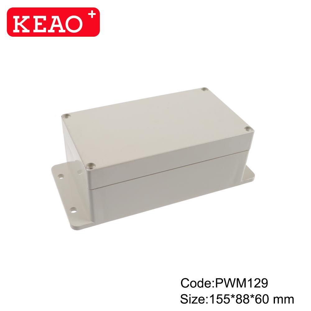 wall mount enclosure outdoor enclosure waterproof abs box plastic enclosure electronics  PWM129