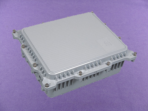 electronic box enclosures China outdoor amplifier enclosure aluminum enclosure waterproof AOA110 box