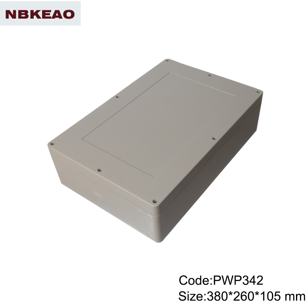 abs box plastic enclosure electronics waterproof electronic enclosure outdoor enclosure PWP342 box
