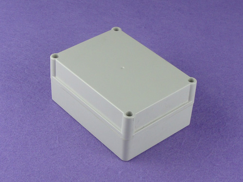 plasitc electronic enclosure electrical enclosure box Europe Waterproof Enclosure PWE024 140*105*65m