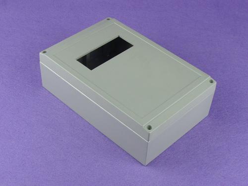heavy duty aluminium top box Sealed Aluminium Enclosure aluminum enclosure waterproof AWP220 IP67