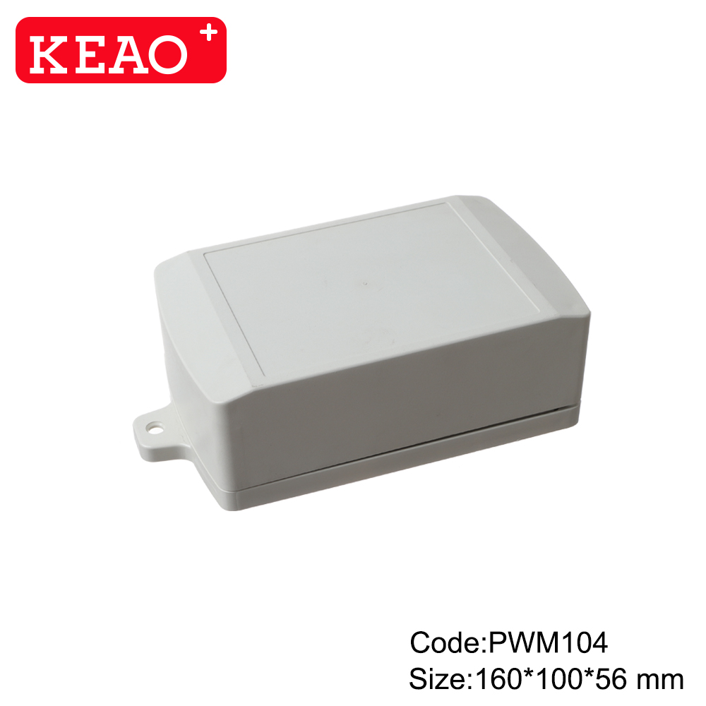 waterproof electronics enclosure junction box with terminals Wall-mounting Cabinet PWM104 160*100*56