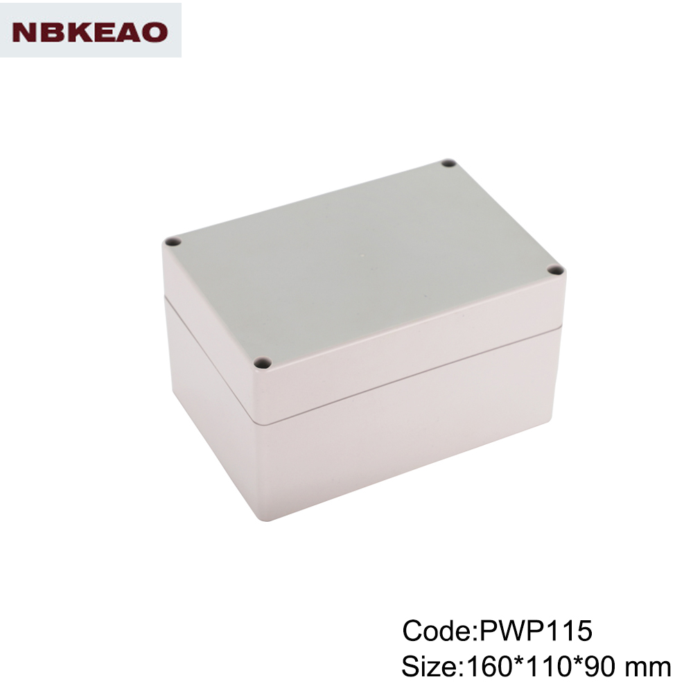 waterproof led light enclosure outdoor enclosure waterproof electrical junction box PWP115 wire box