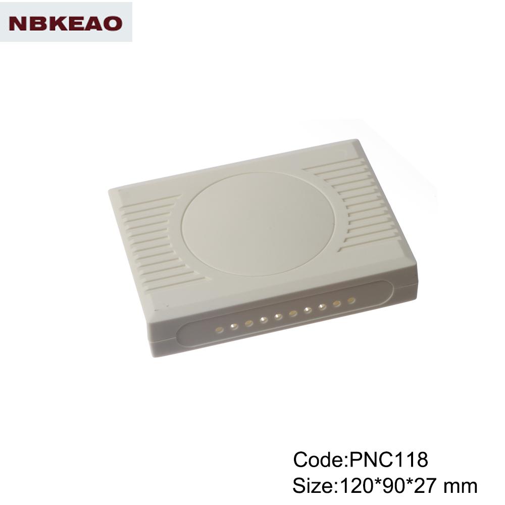 router box enclosure outdoor router enclosure Network Storage Enclosure PNC118 120*90*27mm
