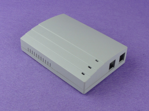 wifi modern networking abs plastic enclosure outdoor router enclosure PNC067 with size 130*90*32mm