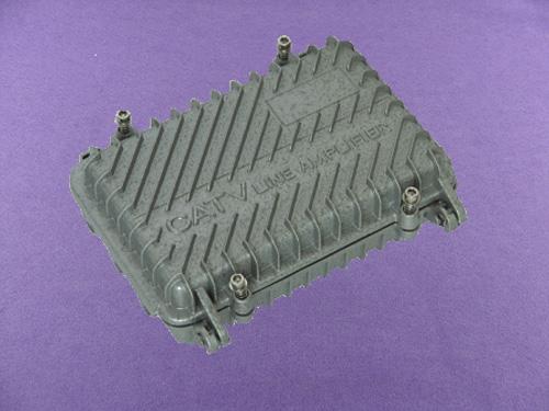 aluminum amplifier enclosure aluminium enclosure junction box die casting enclosureAOA220 211X134X61