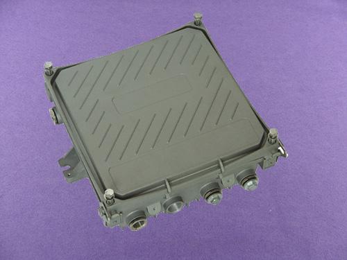custom aluminum electronics enclosure aluminum enclosure case outdoor amplifier enclosure AOA105