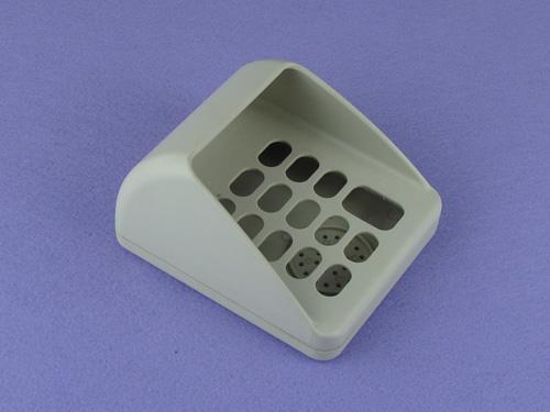 Intelligent parcel locker door access control enclosure Instrument enclosure PDC051 with118X100X66mm