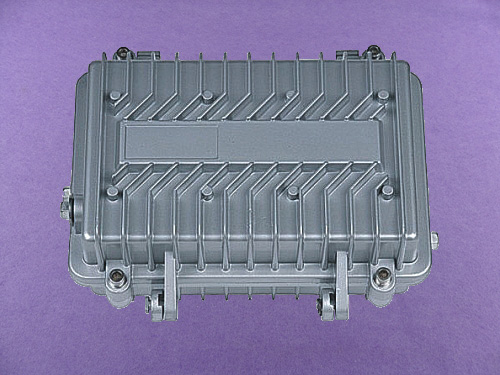 aluminium box enclosure weatherproof enclosure ip67 aluminum waterproof enclosure AOA395 214X134X92