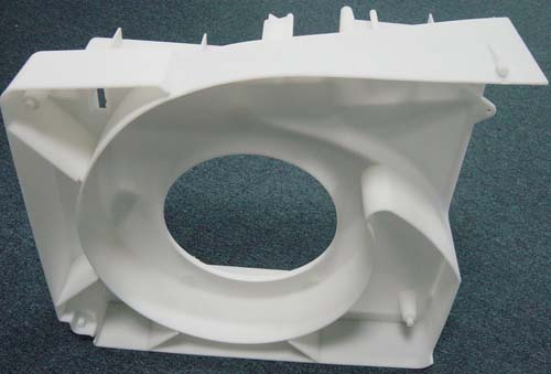 Plastic Part Rapid Prototypes