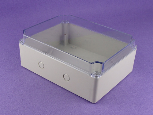 waterproof enclosure box for electronic plastic enclosure for electronics PWP240T with 248*190*100mm
