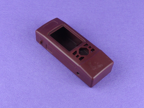 Plastic Handheld Enclosure for Electronic LCD display enclosure IP54 PHH027 with size 165*60*40mm