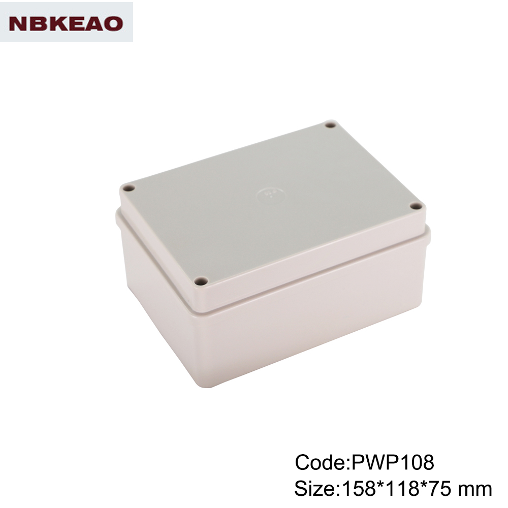 surface mount junction box waterproof electronics enclosure instrument enclosure PWP108 wire box
