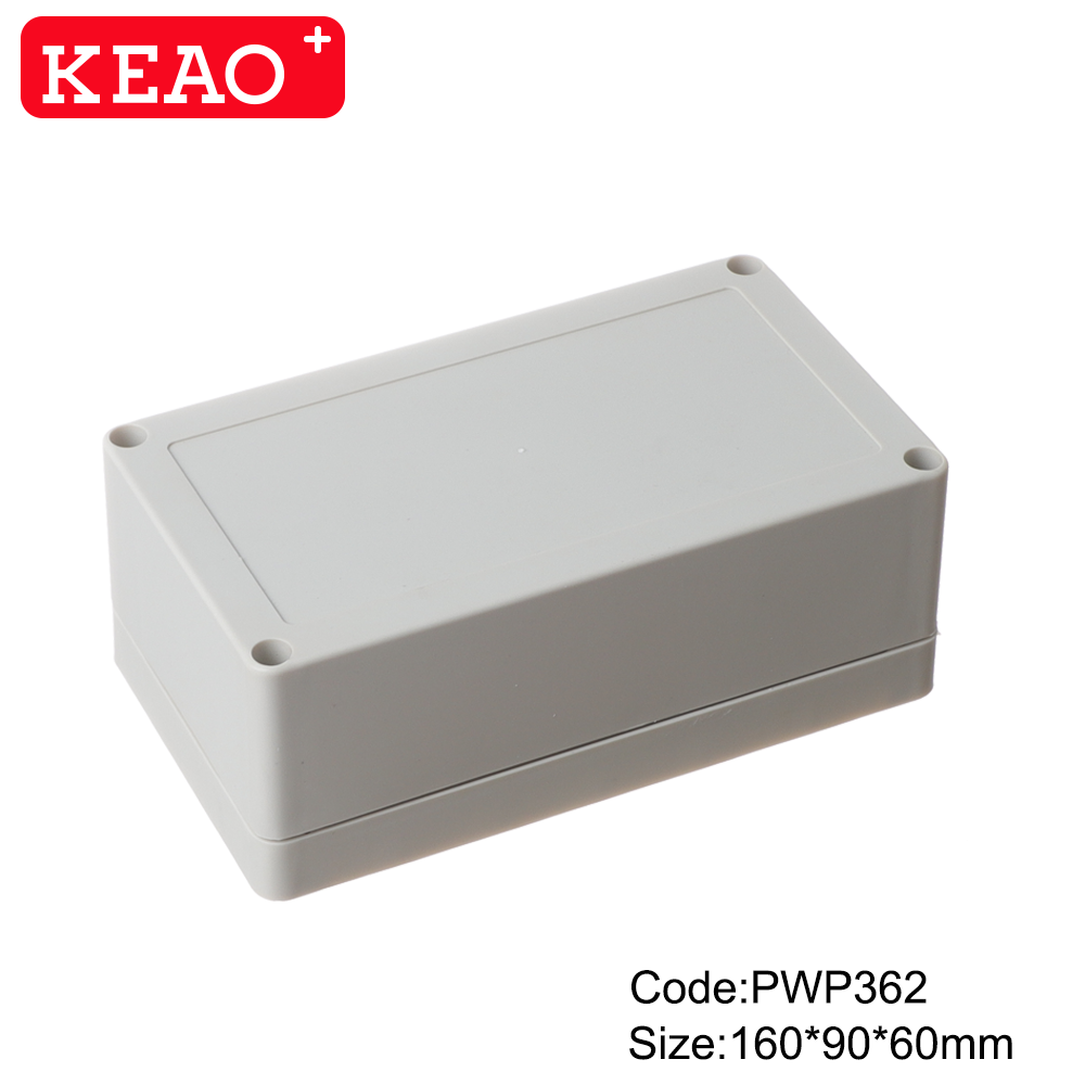 outdoor telecom enclosure electrical box enclosure waterproof plastic enclosure PWP362 with160*90*60