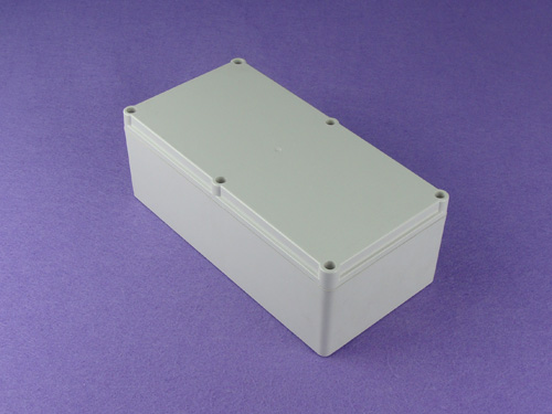 plastic waterproof junction box Europe Watertight Housing outdoor enclosure PWE076 with 235*120*86mm