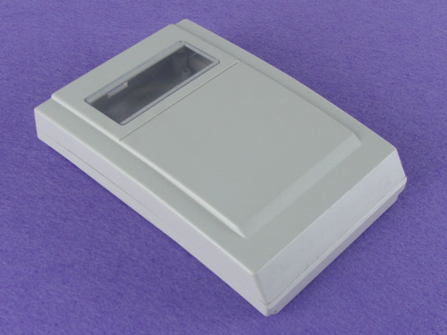 China Manufacturer electronics box plastic enclosure pcb case Door Controller Housing PDC113wire box