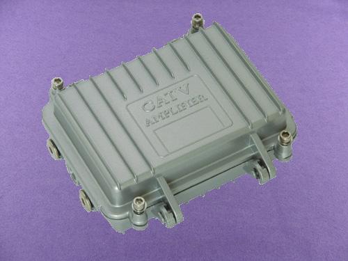 outdoor telecommunication enclosure ip67 aluminium enclosure die casting enclosure AOA135 160X110X57