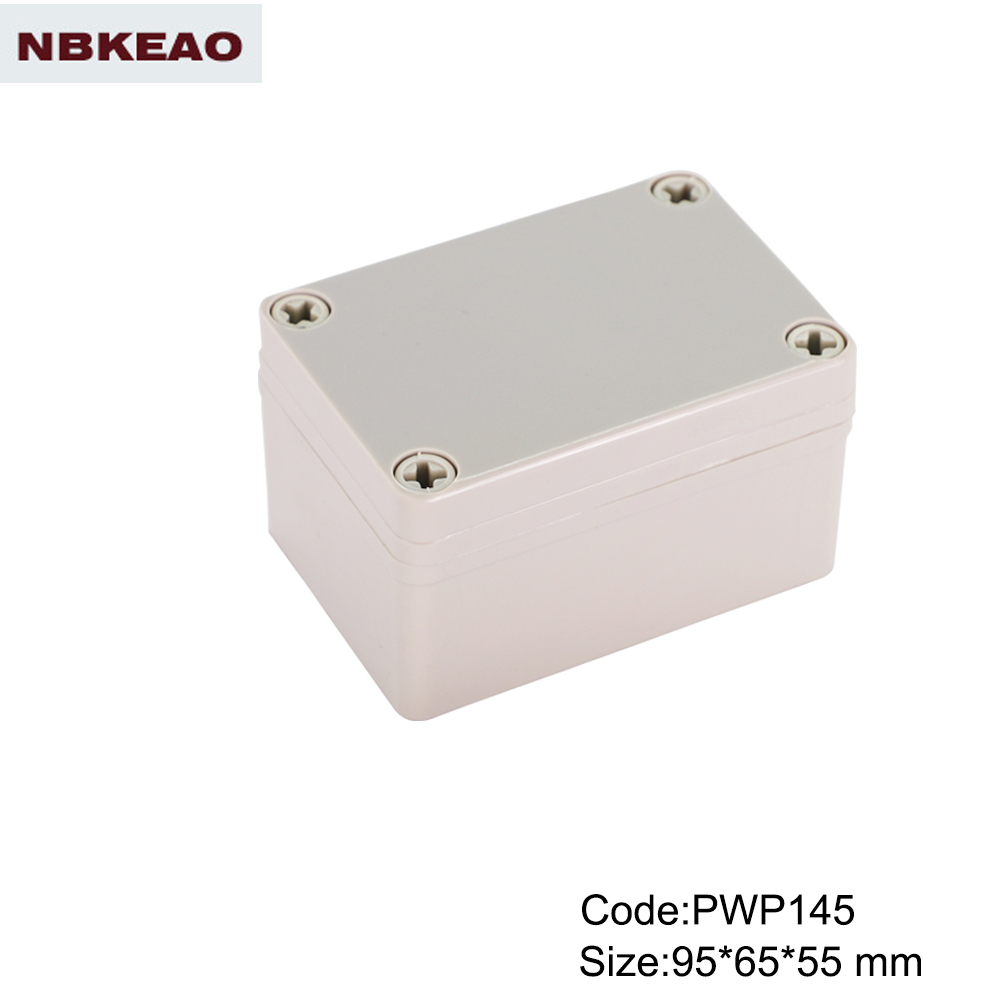 waterproof enclosure box for electronic electrical junction box PWP145 with size 95*65*55mm