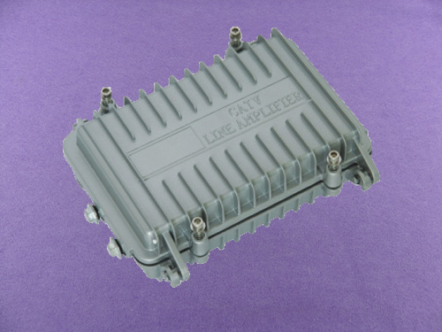aluminum enclosure for electronics aluminium wall mount box aluminium box case AOA215 211X134X61mm