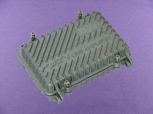 aluminum enclosure for electronics ip67 aluminum waterproof box aluminium box AOA150   210X134X61mm