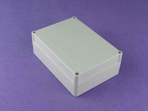 waterproof plastic enclosure outdoor abs enclosure Custom Europe Enclosure PWE037 with  180*130*64mm