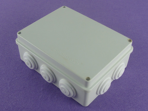 Electric Conjunction Enclosure electrical junction box abs plastic box PWK149 with 200X155X80mm