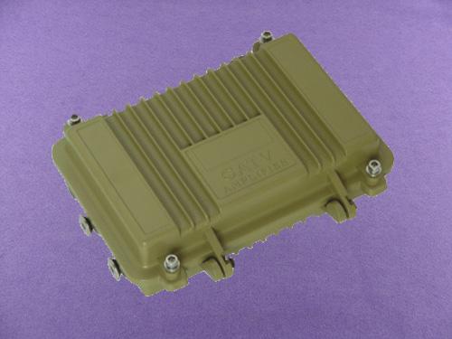 aluminium enclosure junction box aluminium box for pcb aluminum box waterproof AOA200  213X134X61mm