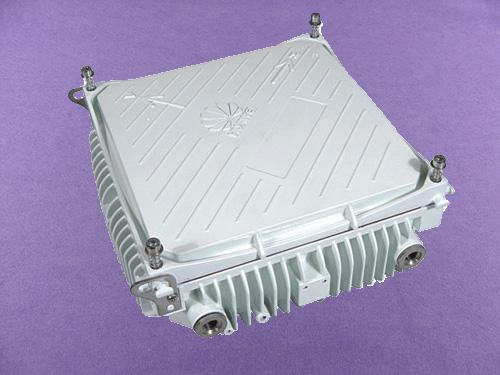 outdoor electronics enclosure diecast aluminum enclosure aluminum enclosure case AOA115 207X207X73.5