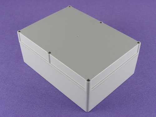 waterproof junction box Custom Europe Enclosure ip65 enclosure box PWE187 with size 270*200*110mm