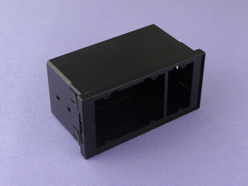 ABS plastic Digital Panel Meter Enclosure matched pluggable terminals PDP010 wtih size 160*80*88mm