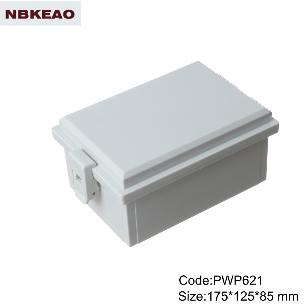 waterproof enclosure box for electronic outdoor electronics enclosure PWP621 with size 175*125*88mm