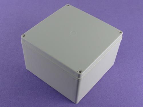 electronic plastic enclosures ip65 waterproof enclosure plastic abs enclosure PWP158 with200*200*130