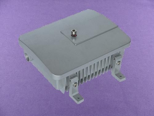 die cast aluminum enclosure ip67 aluminum enclosure China outdoor amplifier box AOA475 183X140X58mm