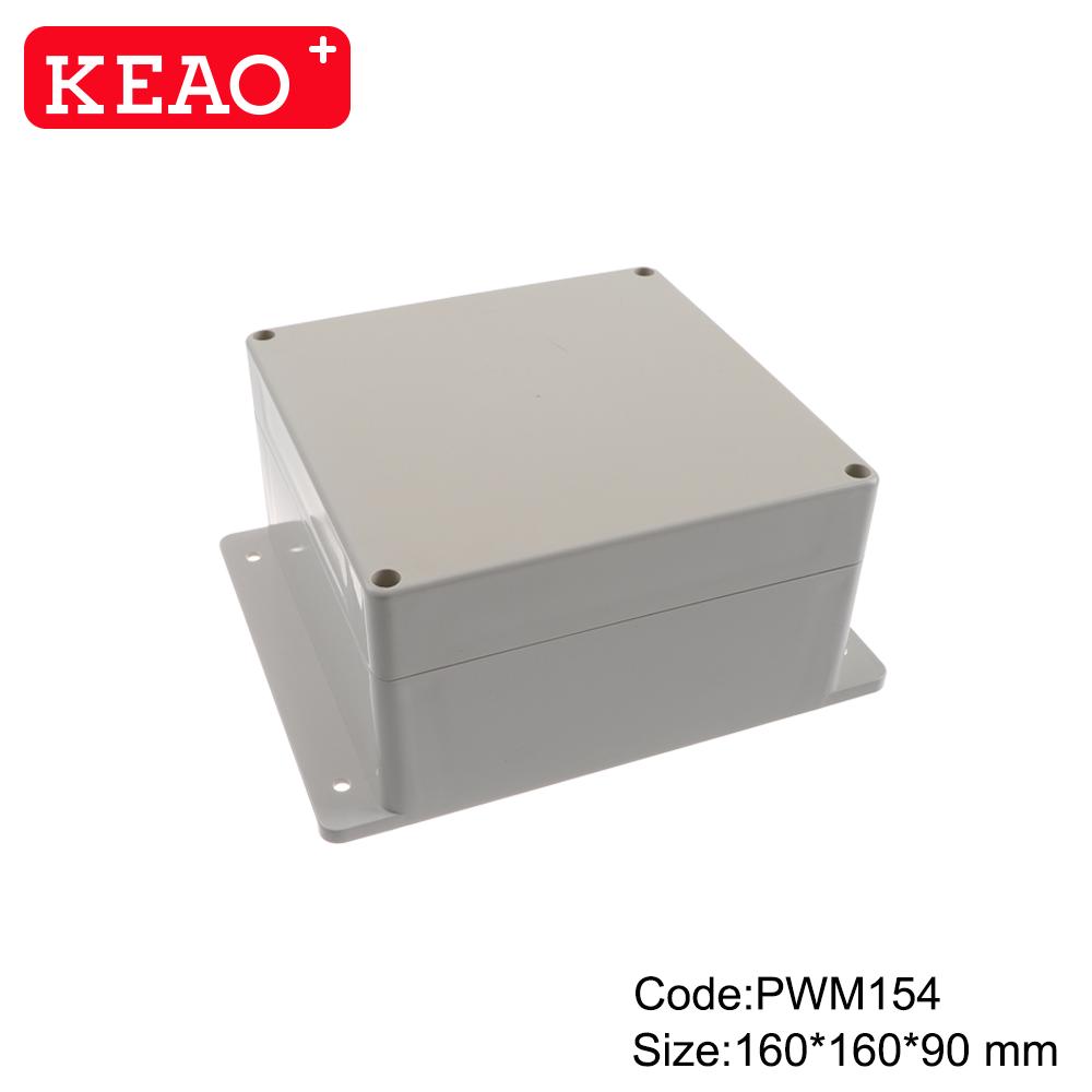 junction box enclosure wall mounting enclosure box plastic box electronic enclosurePWM154 160*160*90