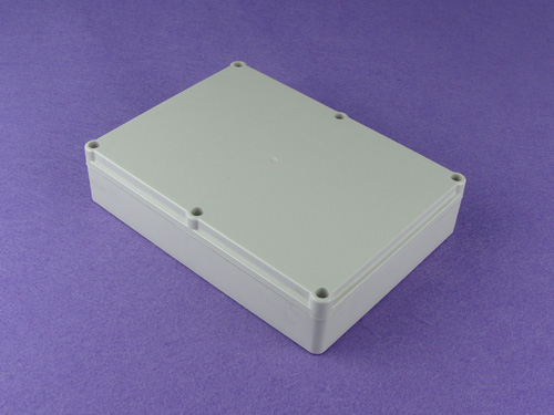 electrical enclosure weatherproof box custom plastic enclosure Watertight Cabine PWE053 210*155*48mm