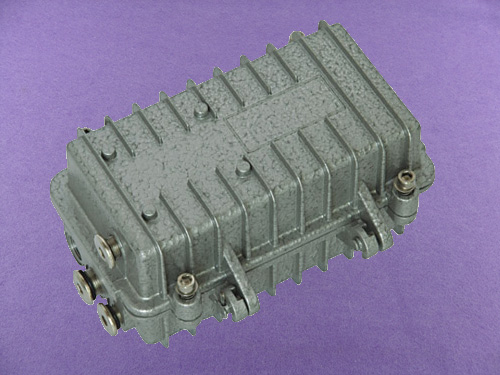 die cast aluminum enclosure aluminum enclosure waterproof aluminum enclosure AOA170 with 167X84X85mm