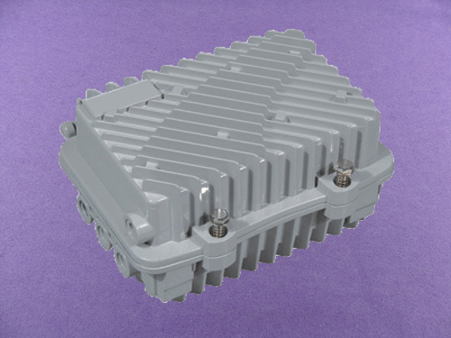 Sealed Aluminium Enclosures aluminium box waterproof IP67 China outdoor amplifier enclosure AOA385