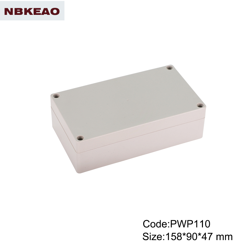 abs box plastic enclosure electronics outdoor waterproof enclosure custom enclosuresPWP110 158*90*47