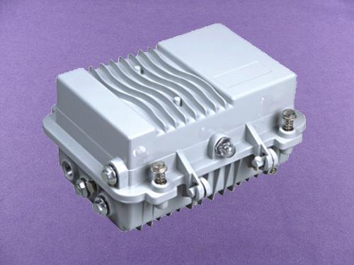 aluminum enclosure for electronics China outdoor amplifier enclosure aluminium box for pcb AOA380