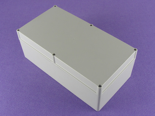 China quality waterproof plastic box abs junction box Europe Enclosure PWE218with size 325*170*121mm