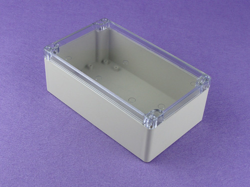 plastic enclosure for electronics waterproof junction box abs enclosure PWP212T with 200*120* 75mm