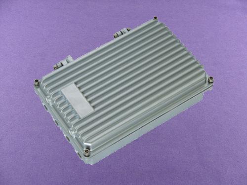 die cast aluminum enclosure China outdoor amplifier enclosure big aluminum box AOA460 261X168X65mm