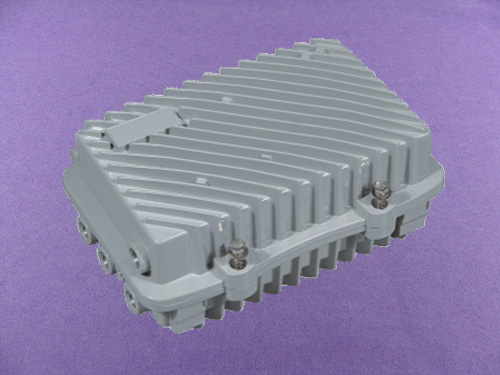 aluminum amplifier enclosure outdoor amplifier enclosure aluminium box AOA355 with szie256X147X103mm